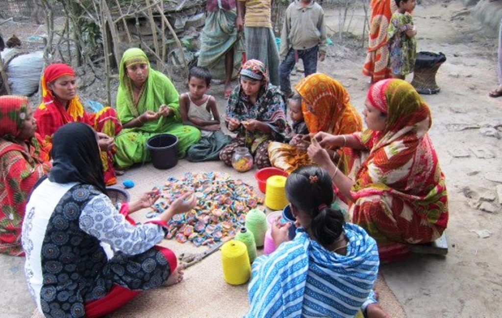 Women Empowerment through Income generation project